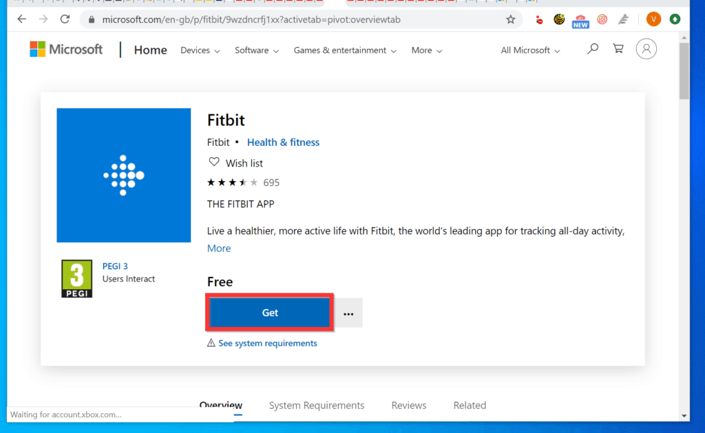 How to Install Fitbit App for Windows 10 Directly via Fitbit.com