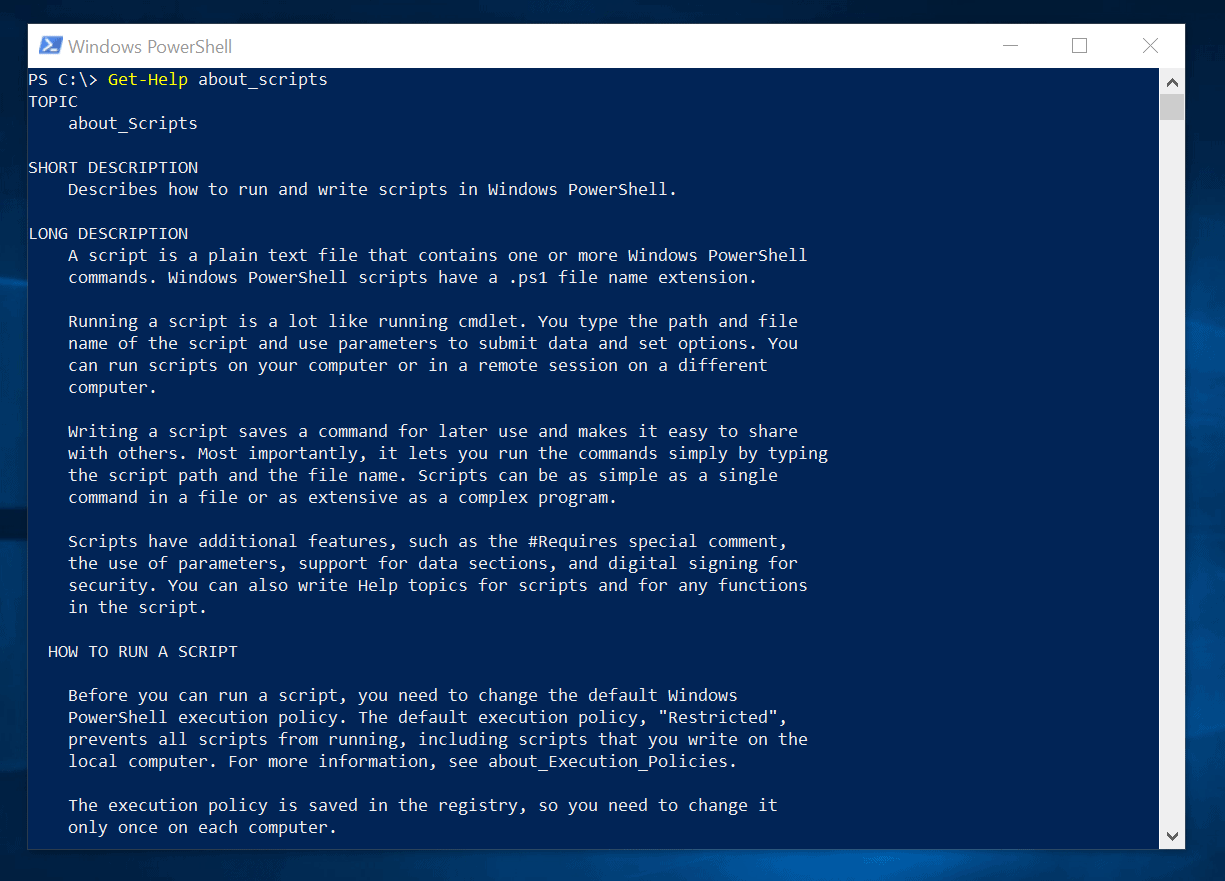 How to Schedule a PowerShell Script to Auto Run On a Windows Server