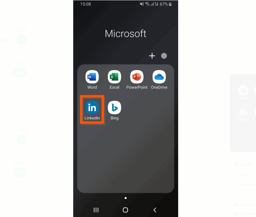 How to View LinkedIn Saved Jobs from the Android App